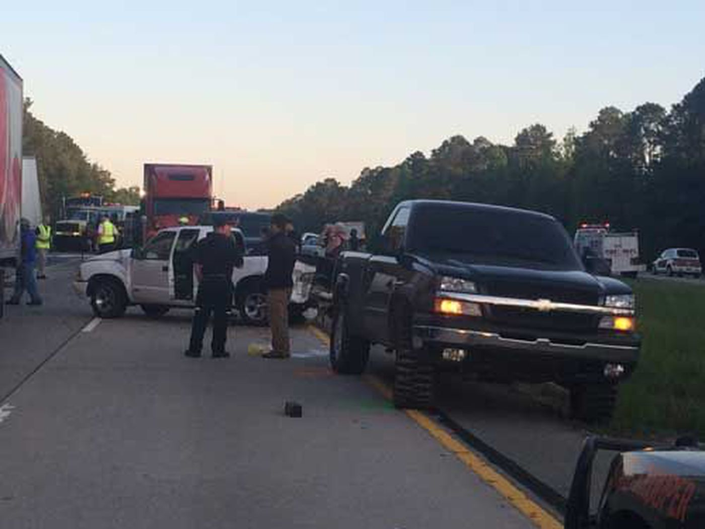 Deloach family files lawsuit against trucking company in
