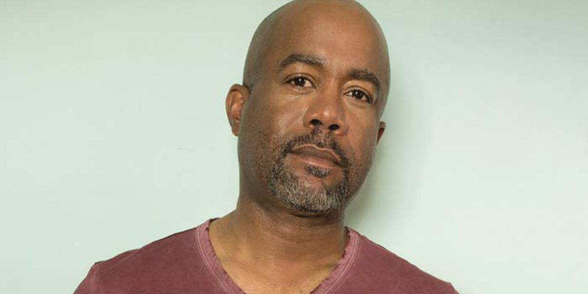 Darius Rucker donates $50K to Lowcountry Food Bank, issues giving challenge