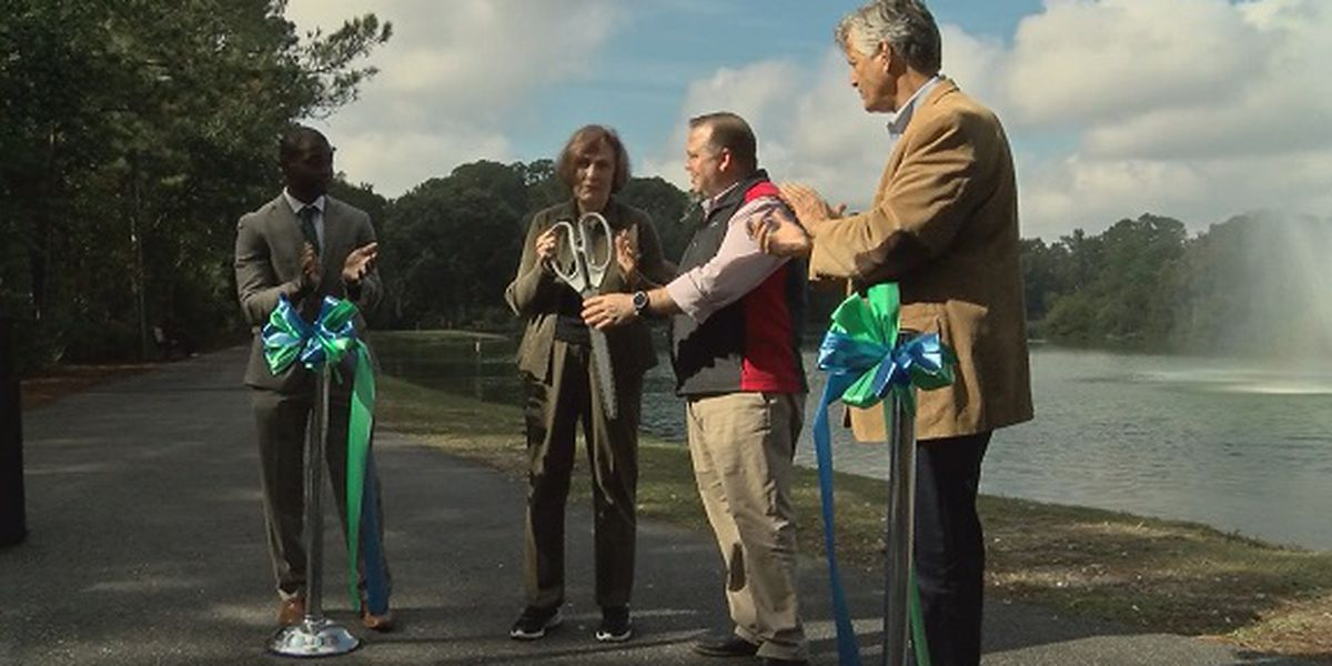 Tribble Park on Savannah's Southside gets new, improved features