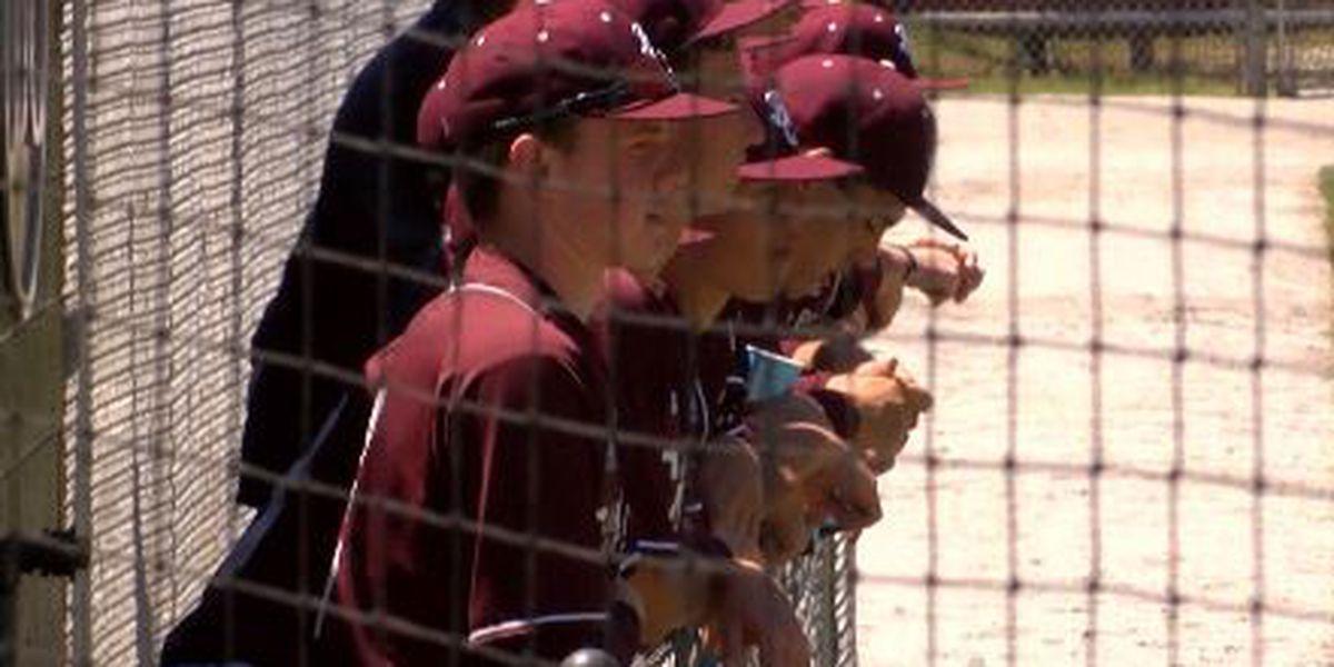 Thursday's high school baseball playoff scores (5-3-18)
