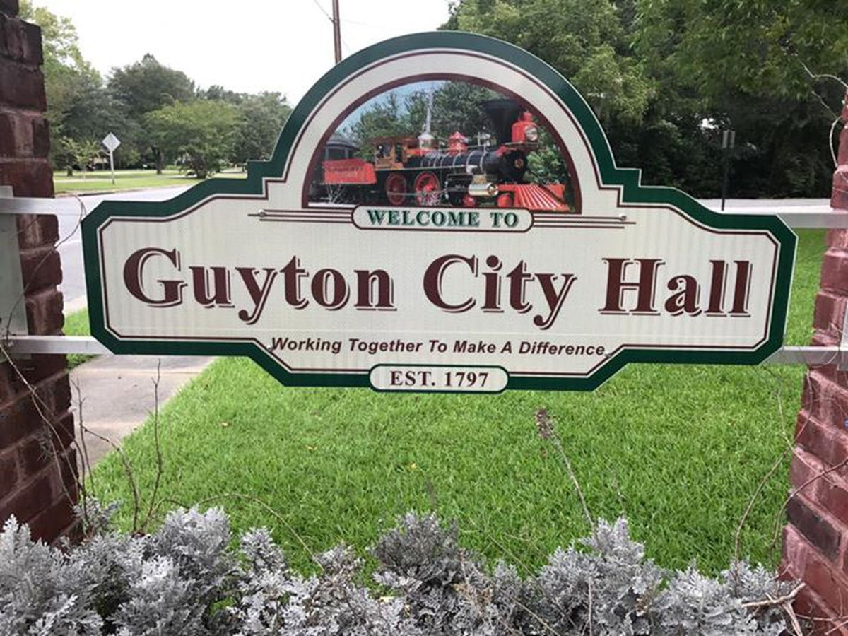 Guyton interim City Manager, Public Safety Director resign