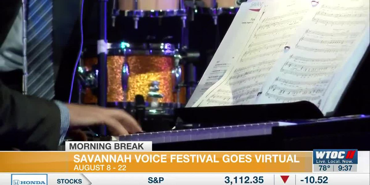 Savannah Voice Festival Goes Virtual