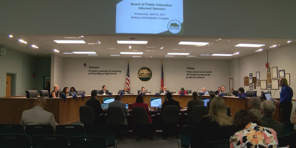 SCCPSS superintendent calling for compensation study