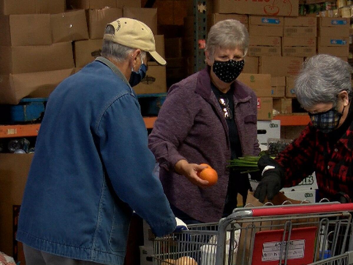 Seniors defy aging serving their community