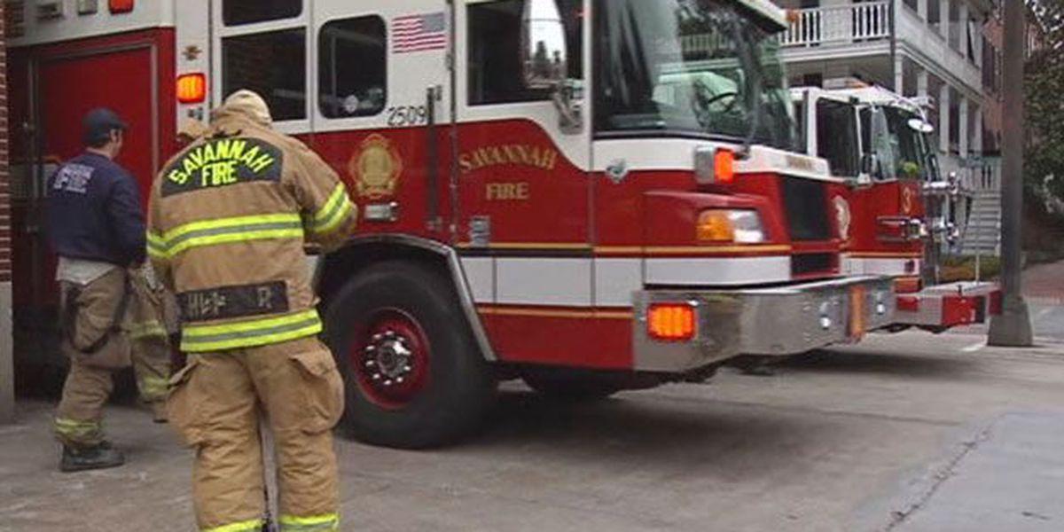 Savannah Fire feels prepared for similar emergency situations