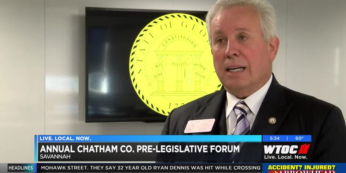 Annual Chatham County pre-legislative forum held Friday