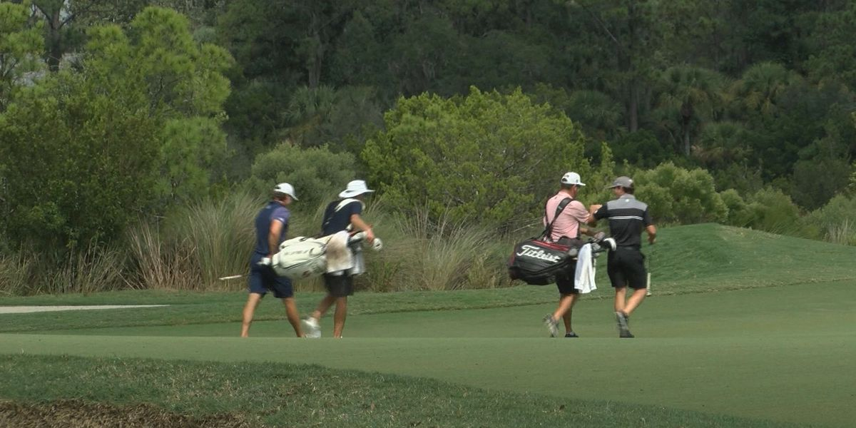 Rescheduled Savannah Golf Championship tees off Thursday