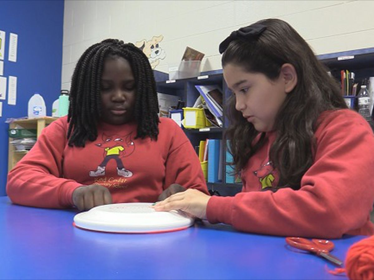 Lowcountry students celebrate National Pi Day