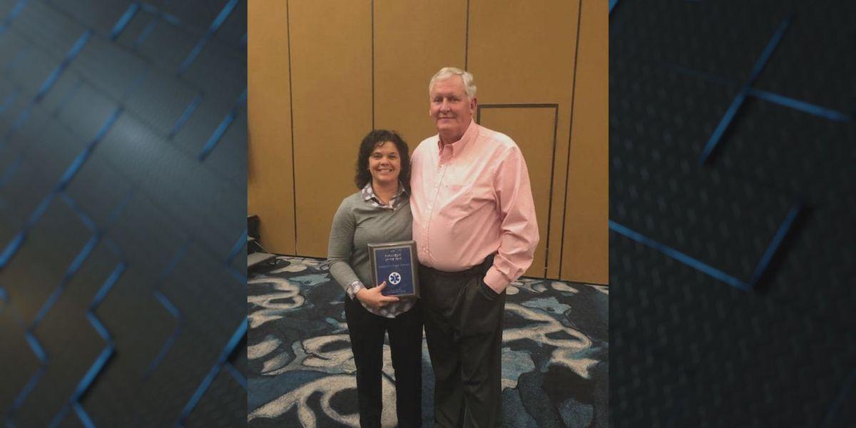 Beaufort County EMS Paramedic named South Carolina Paramedic of the Year
