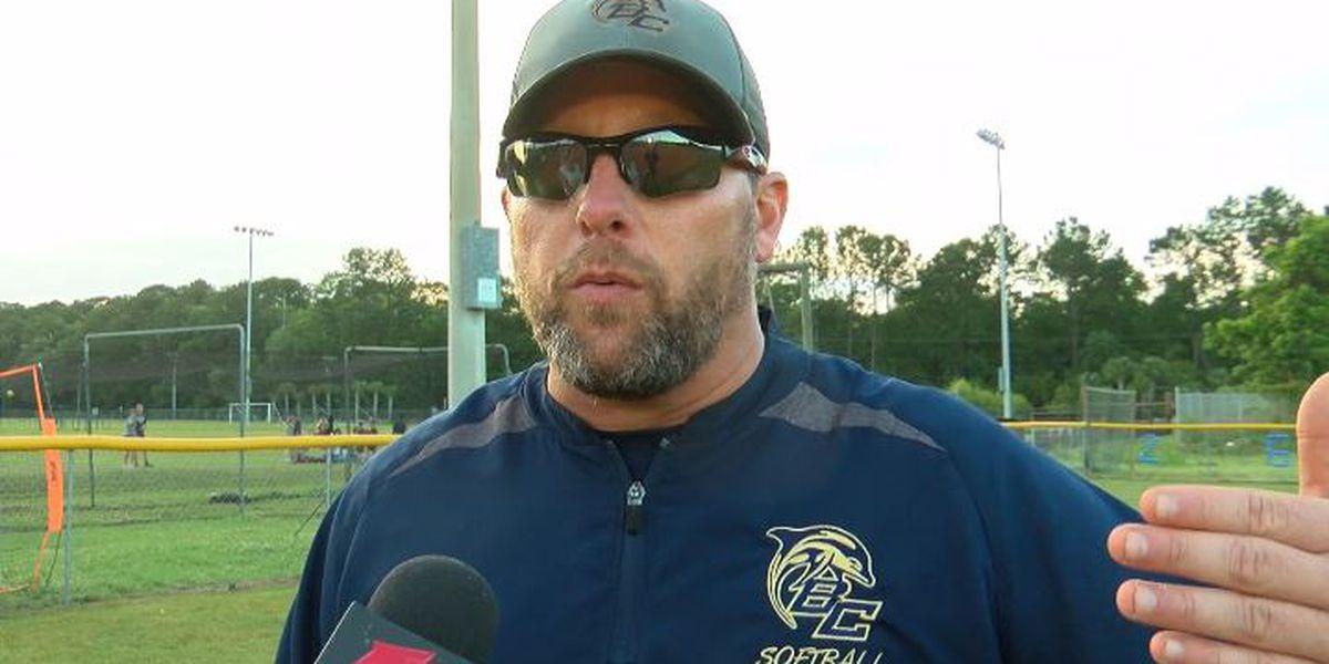 Carr heads to Calvary Day as new head softball coach