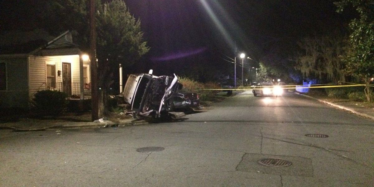 MAIT investigating after woman, child critically injured in collision on Alabama Ave