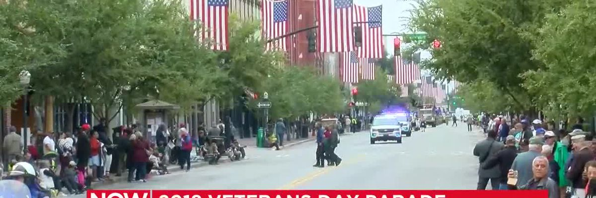 2018 Savannah Veterans Day Parade