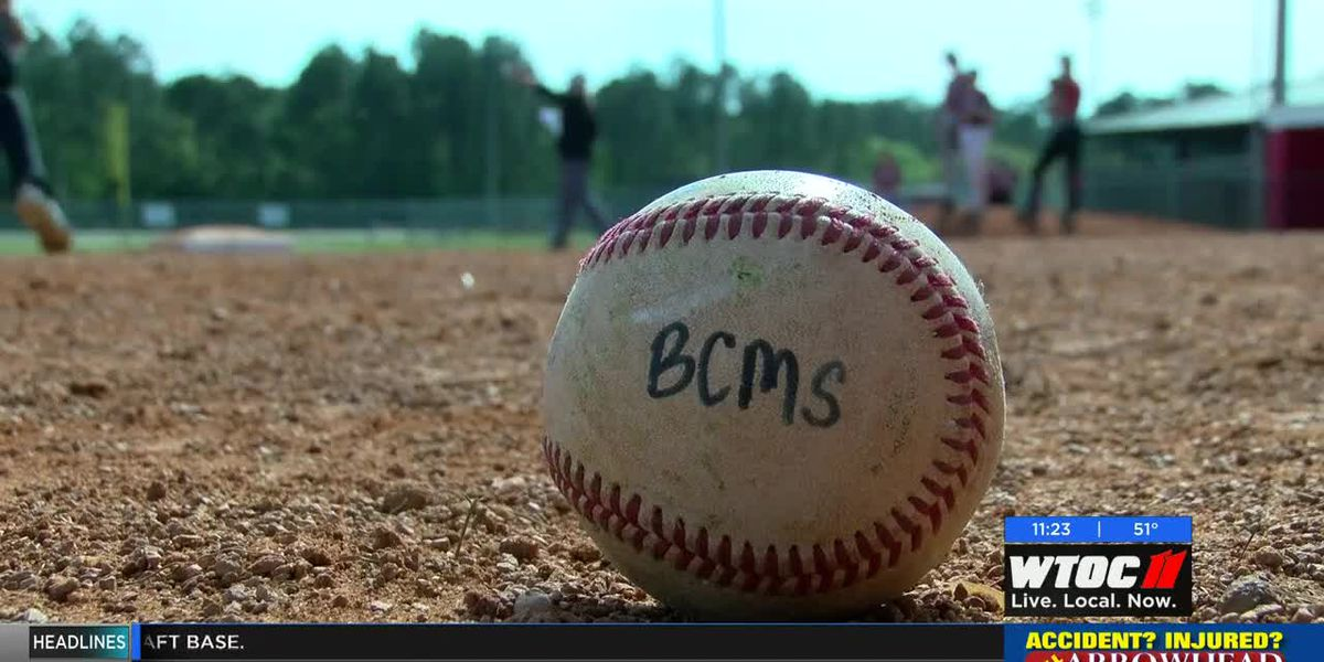 A League of their own: Bryan Co. Middle School Baseball team is female-led