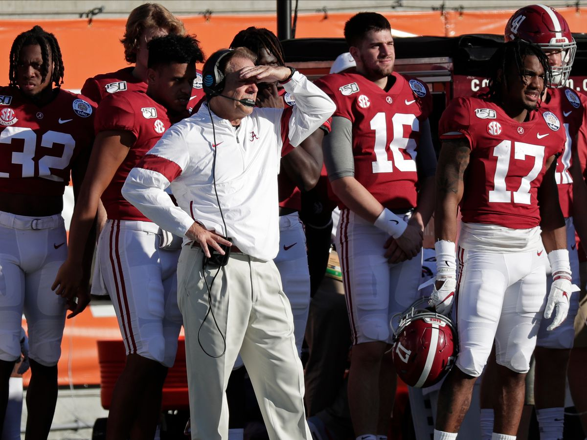 Multiple Alabama football players test positive for coronavirus