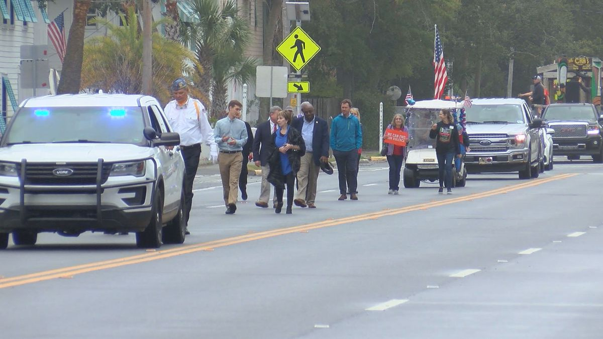 Tybee Island holds Martin Luther King Jr. Parade