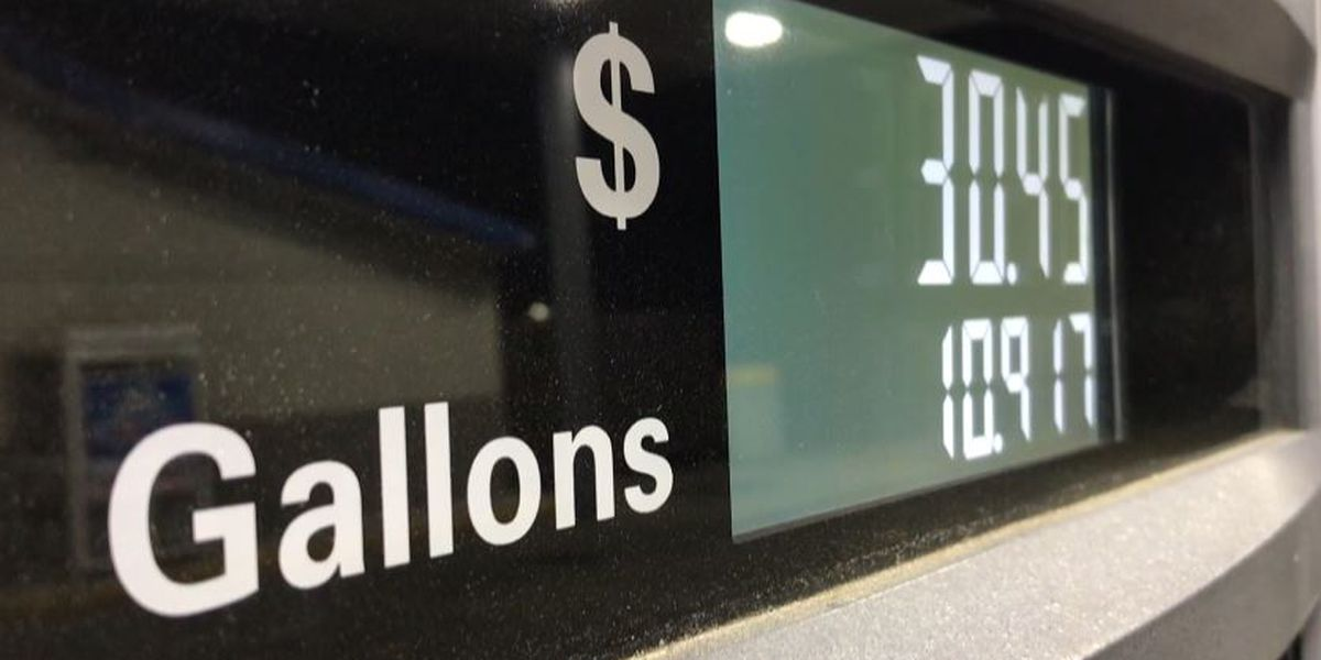 South Carolina's gas prices increasing July 1
