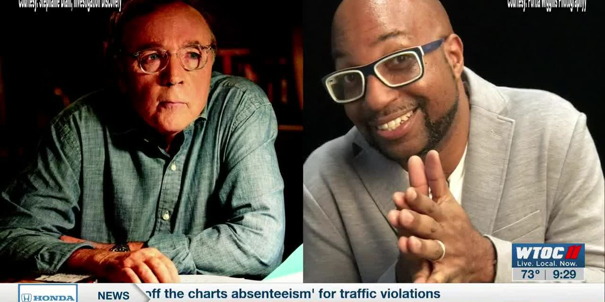 Bluffton Book Festival to Host Kwame Alexander, James Patterson