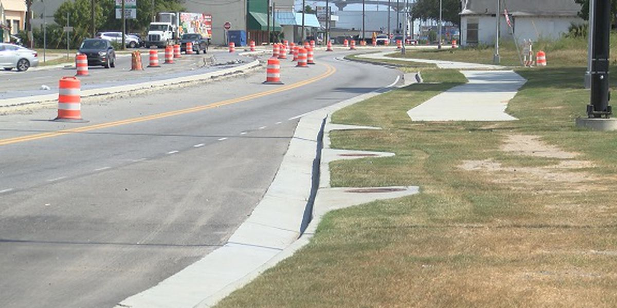 West Bay Street improvements continue, fines against contractor build