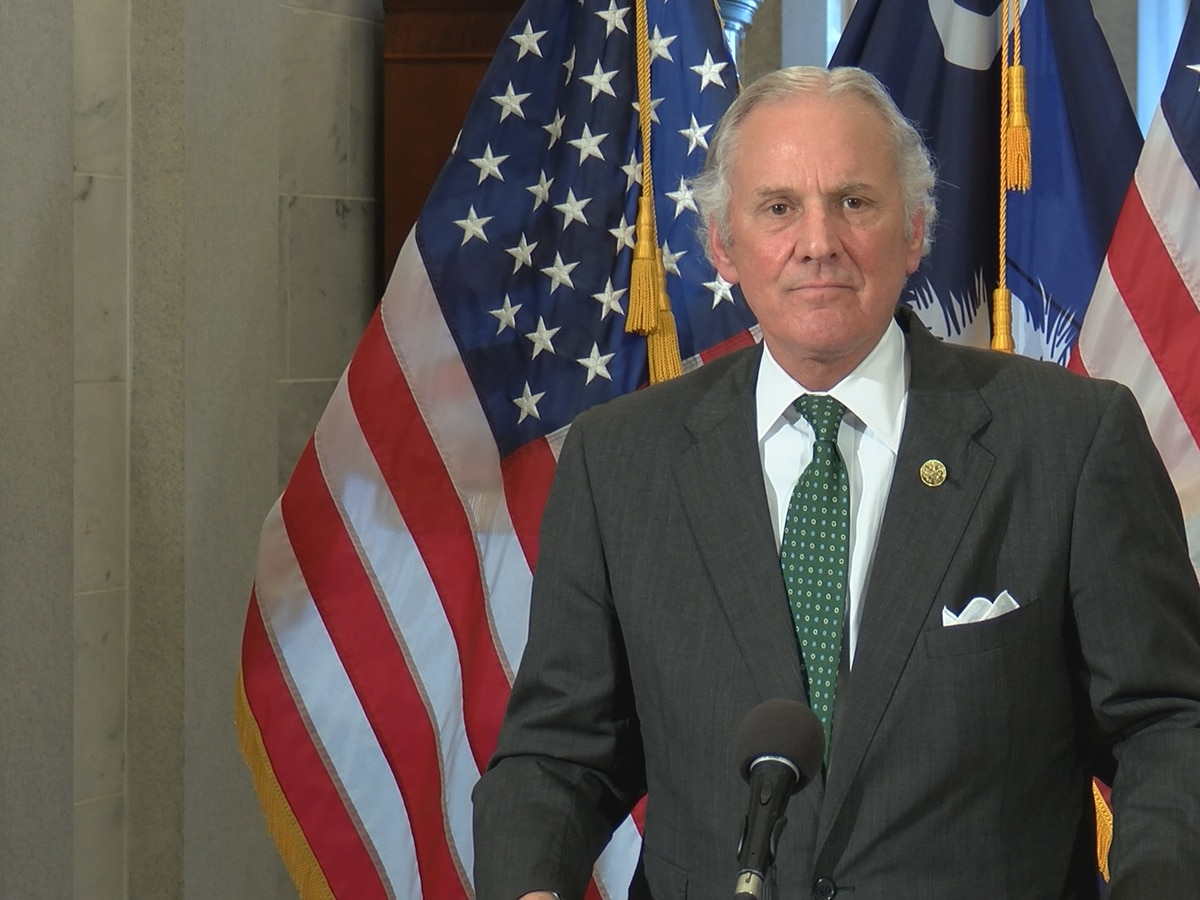 Gov. McMaster says he welcomes protests, but National Guard is ready to respond to any violence