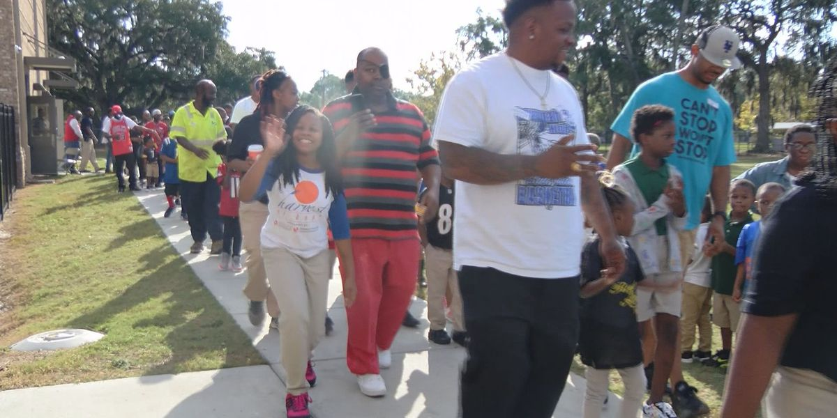 'Million Father March' held to show importance of the presence of dads