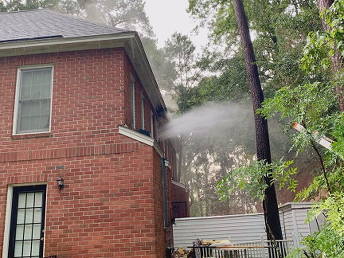 Savannah Fire Rescue responds to lightning-related calls