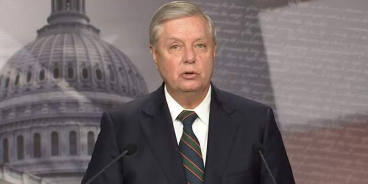Sen. Lindsey Graham releases statement on acquittal of President Trump in second impeachment trial