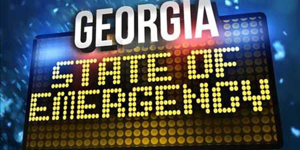 Gov. Deal issues emergency declarations for 83 Ga counties