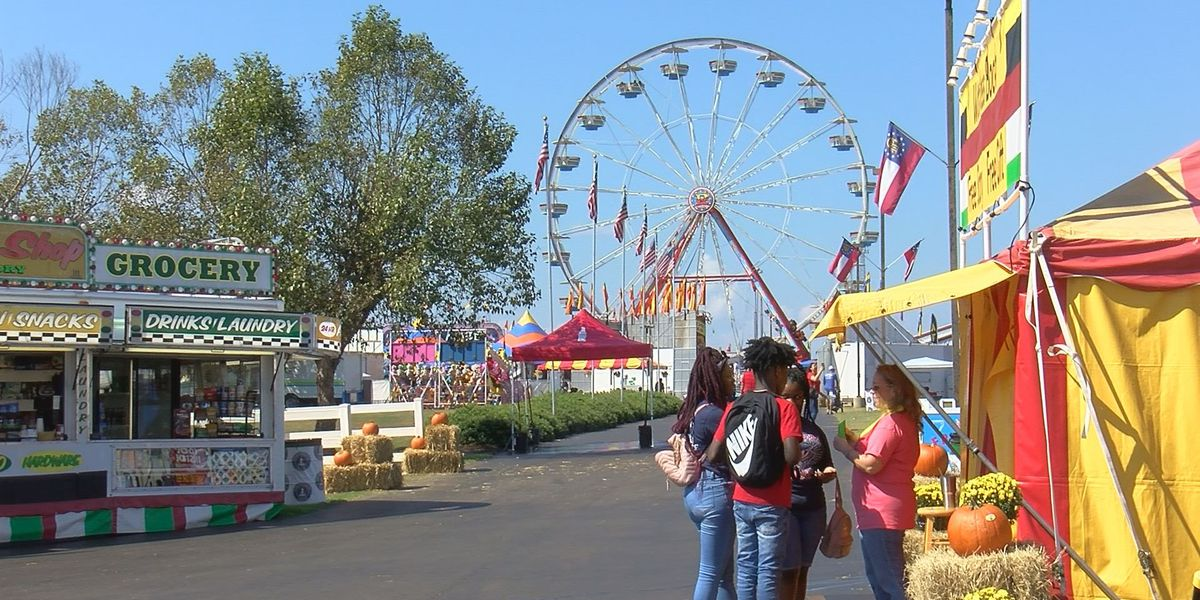 Drones not allowed at Georgia National Fair