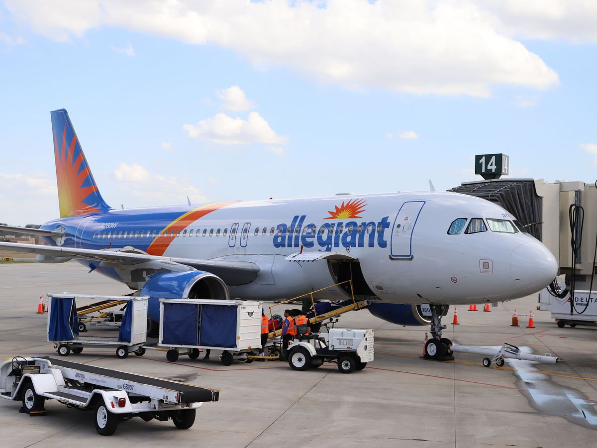 Allegiant announces new aircraft base in Savannah