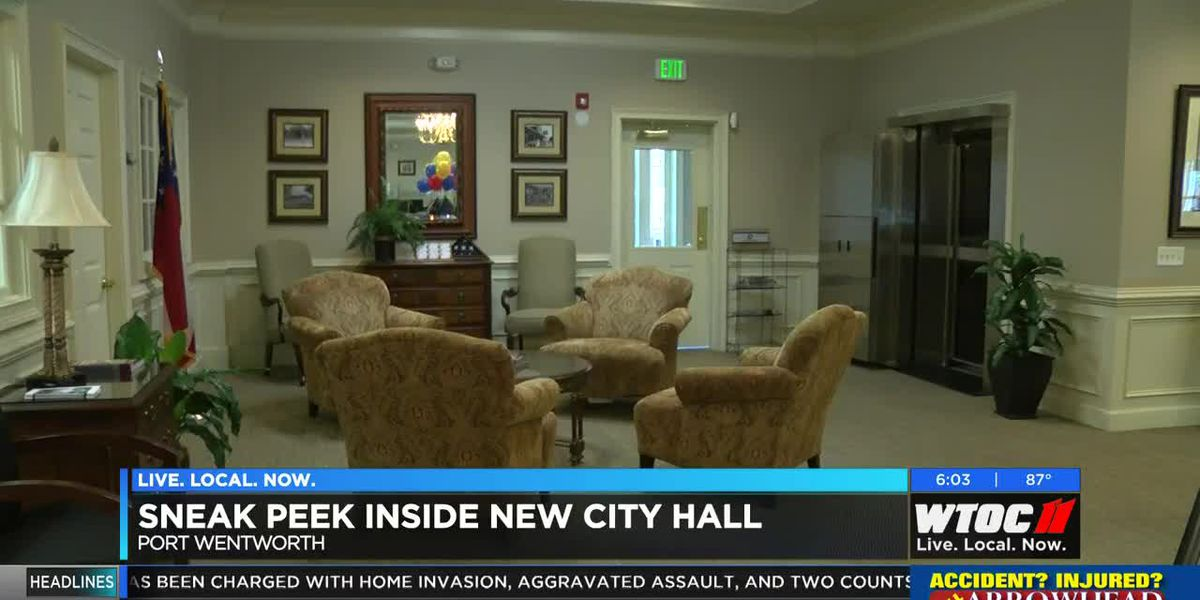 City of Port Wentworth to open new city hall