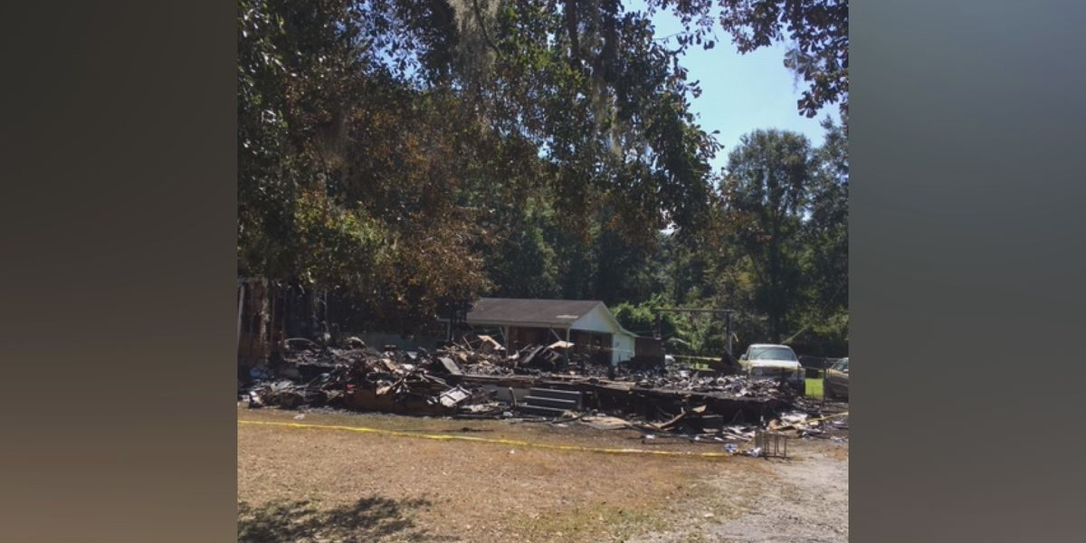 1 dead after fatal fire in Chatham Co.