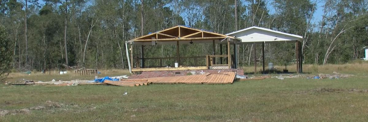 Hampton County community still recovering six months after tornado
