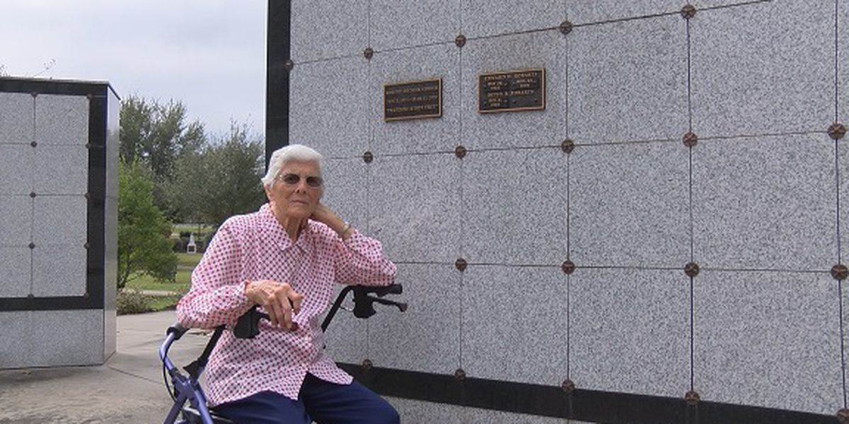 WTOC Honors Our Veterans: Betty Robarts, WWII