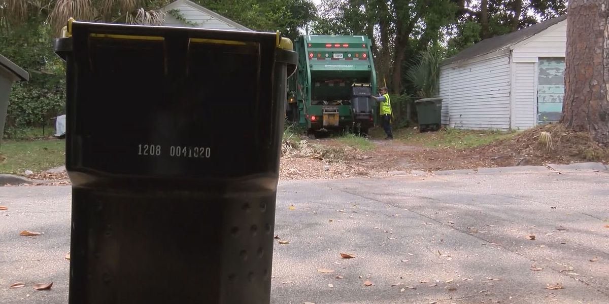City of Savannah sanitation director speaks about trash delays