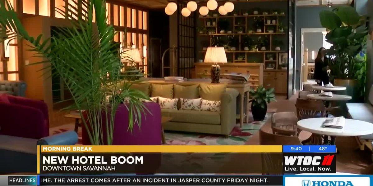 Drayton Hotel opens in Savannah's Historic District