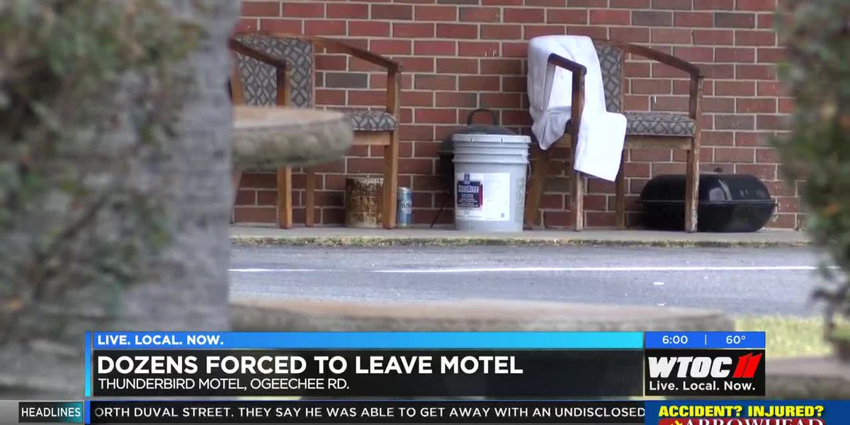 Dozens forced to leave Savannah motel
