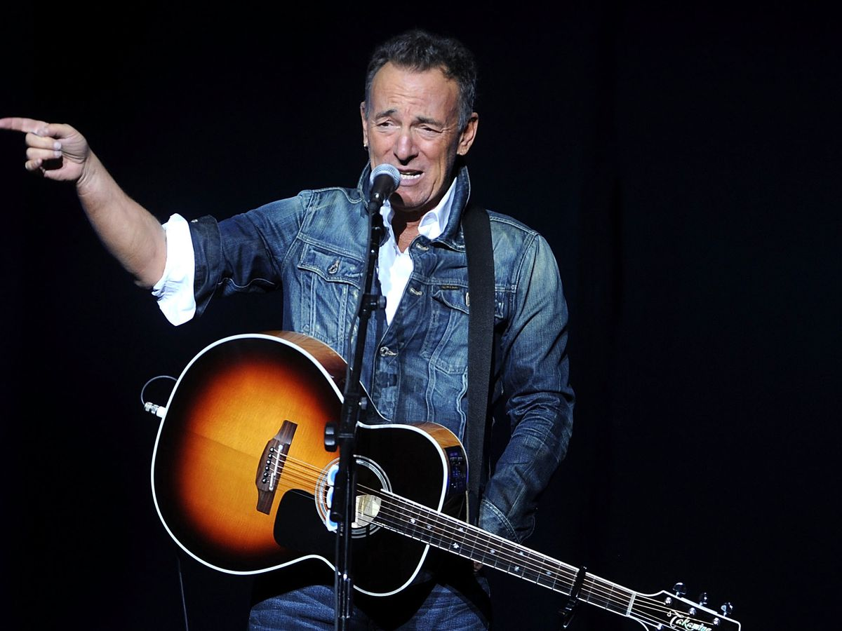 Springsteen, Miranda set for inaugural gala