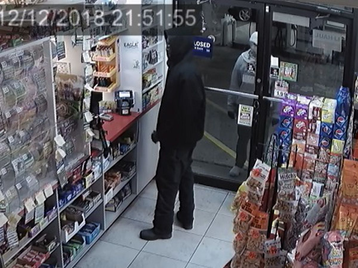 Attempted robbery caught on camera at Rincon convenience store