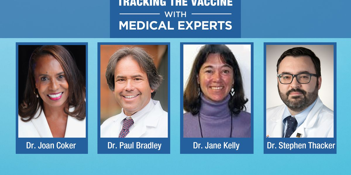 WATCH: Tracking the Vaccine with Medical Experts