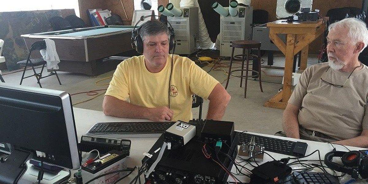 Local 'Hams' participate in nationwide radio field day