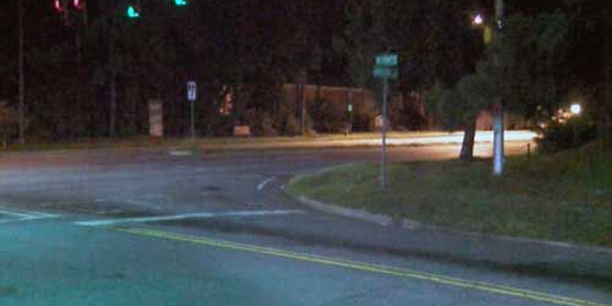 Police investigate overnight hit-and-run on Abercorn St.