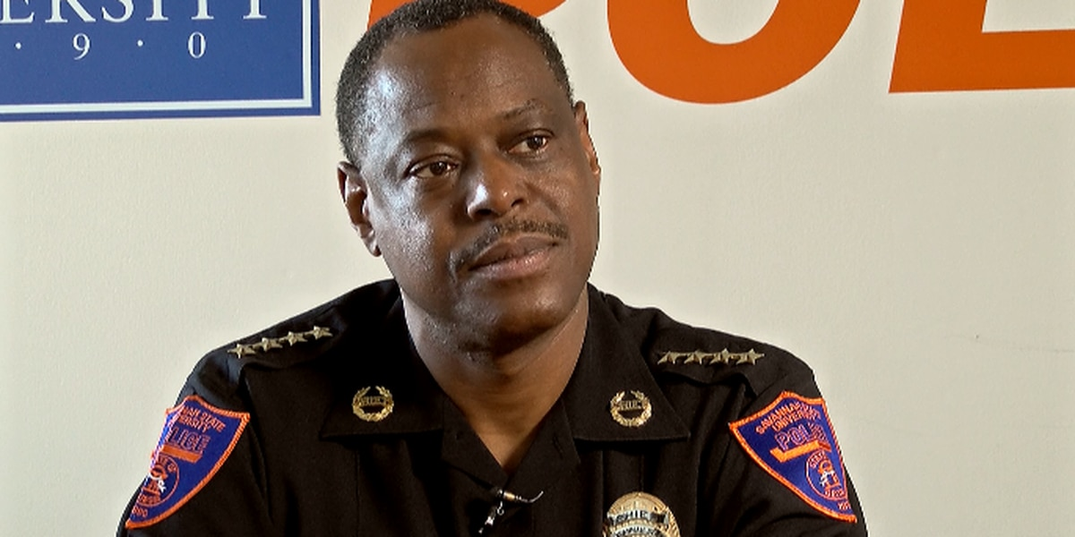 James Barnwell no longer serving as SSU chief of police