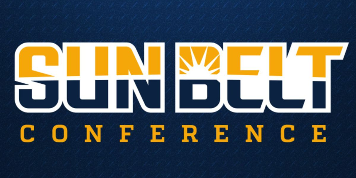Sun Belt Conference announces delay in fall sports