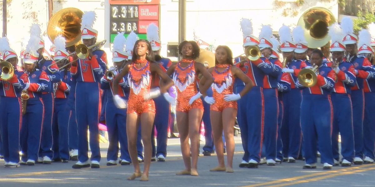 Savannah State University celebrates homecoming