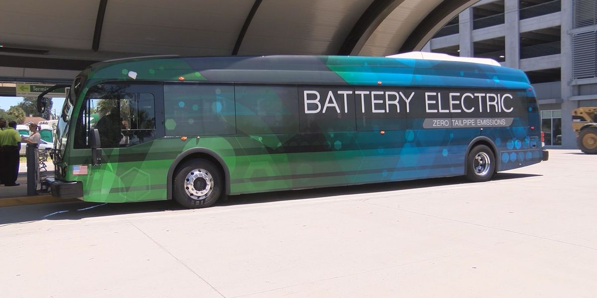Chatham Area Transit tests electric bus