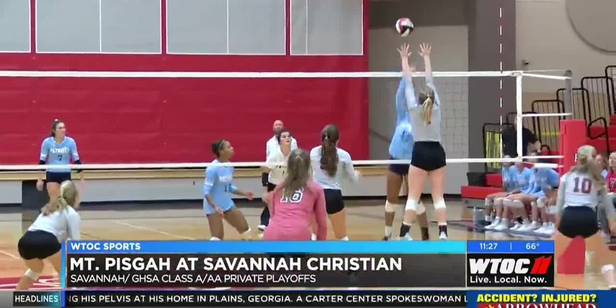SCPS advances, Groves fall in Sweet 16 of GHSA volleyball playoffs