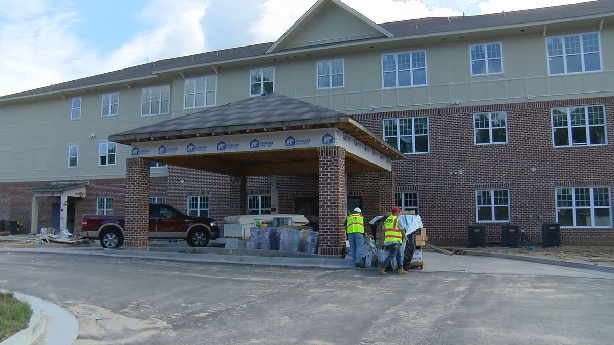 Old Bryan Co. Elementary School building converted into senior center