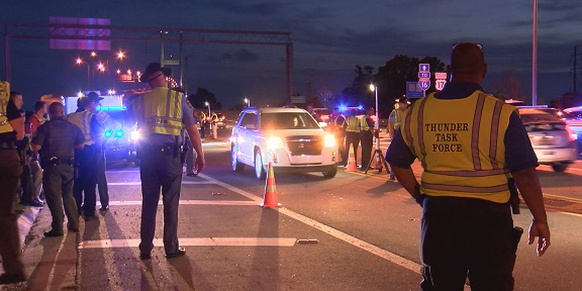 Law enforcement agencies across the South gearing up for Labor Day Weekend