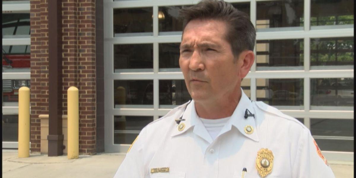 Savannah Fire Marshal abruptly announces retirement