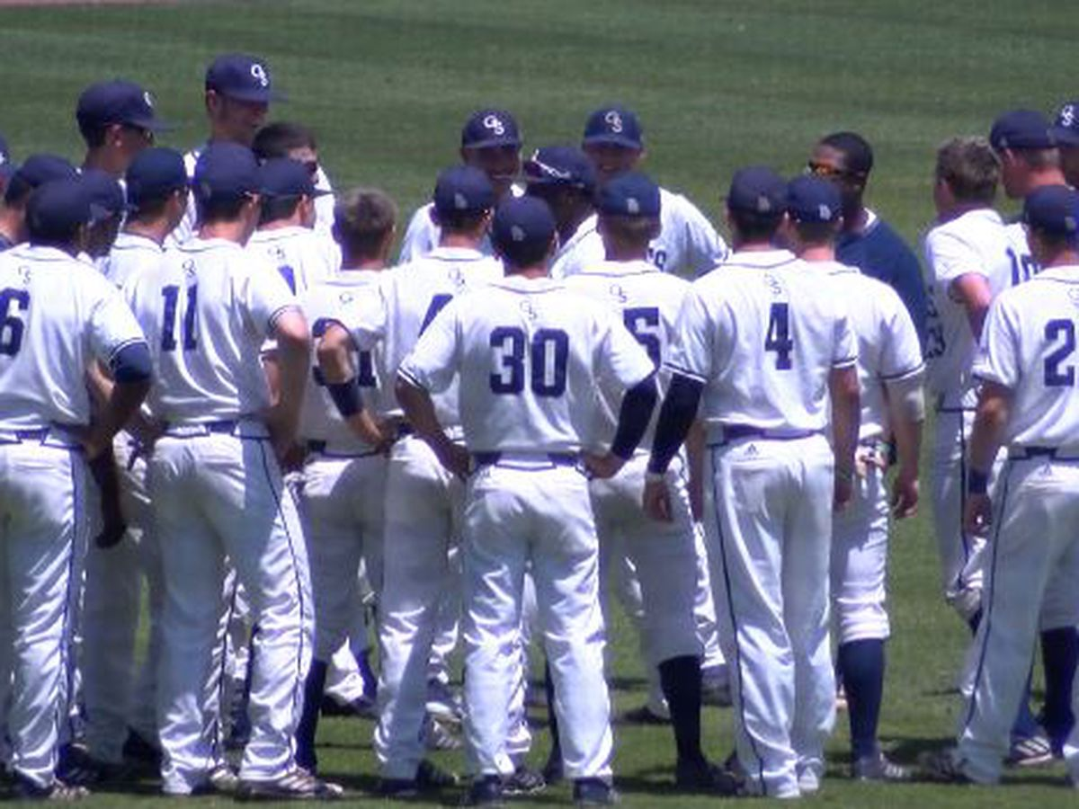 GS baseball clinches Sun Belt East Division title